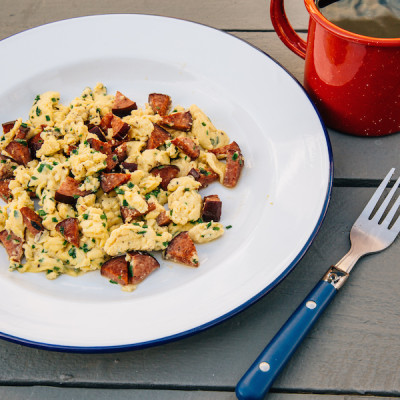 Summer Sausage Scramble