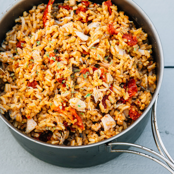 Chicken con Arroz